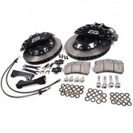 Kit de frenado delantero D2 Racing - Honda Civic EG