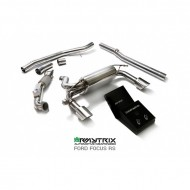 Escape Armytrix SS Inox. Valvetronic Focus RS MK3