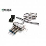 Escape Armytrix SS Inox. Valvetronic Honda Civic Type-R FK8