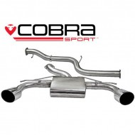 Catback Cobra Ford Focus RS MK2