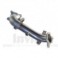 Downpipe Descatalizada Invidia para Civic Type-R FK8