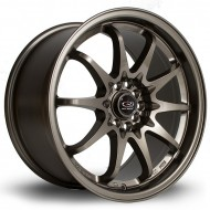 "Llantas 17"" ROTA FIGTHER 5x100"